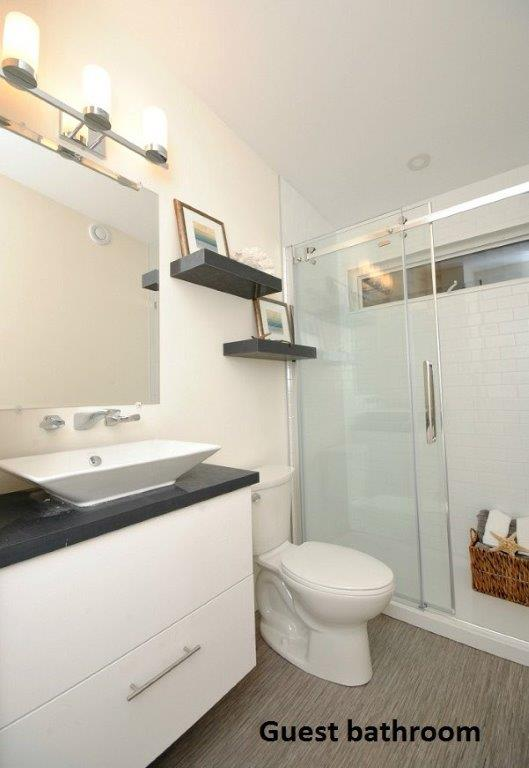 24 Oasis Guest Bathroom