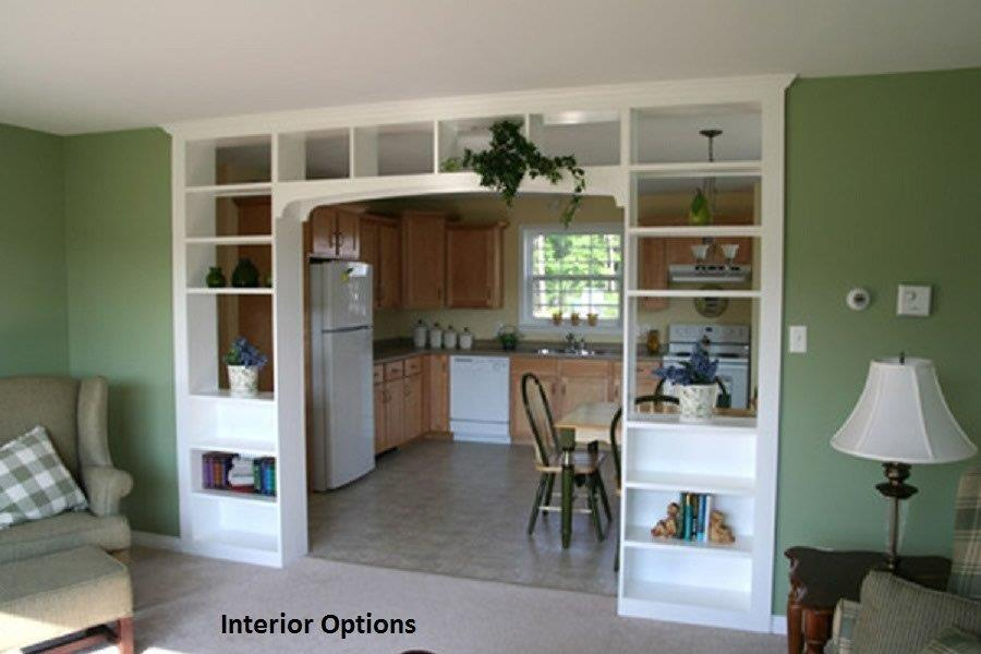 Interior options (a)
